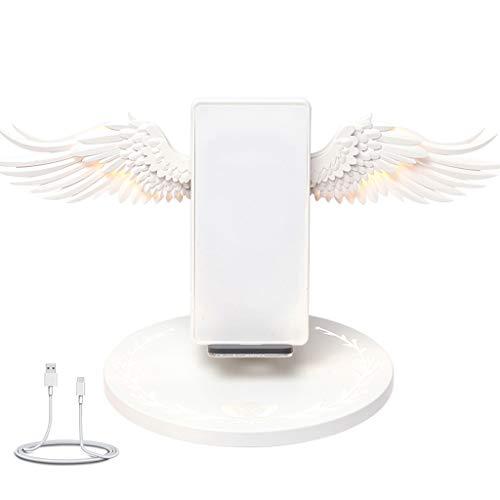 ZChun Universelle Bunte LED Qi Wireless...