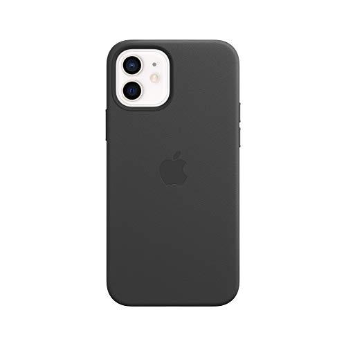 Apple Leder Case mit MagSafe (für iPhone 12...