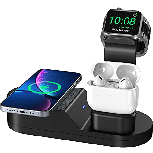 Todamay Wireless Charger,3 in 1 Kabelloses...