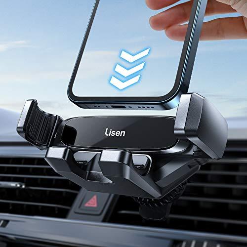 LISEN Handyhalterung Auto, Schwerkraft Pkw...