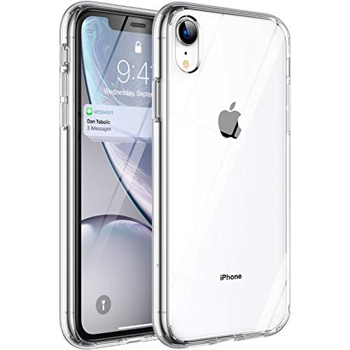 Syncwire Hülle für iPhone XR, [Ultra Clear,...