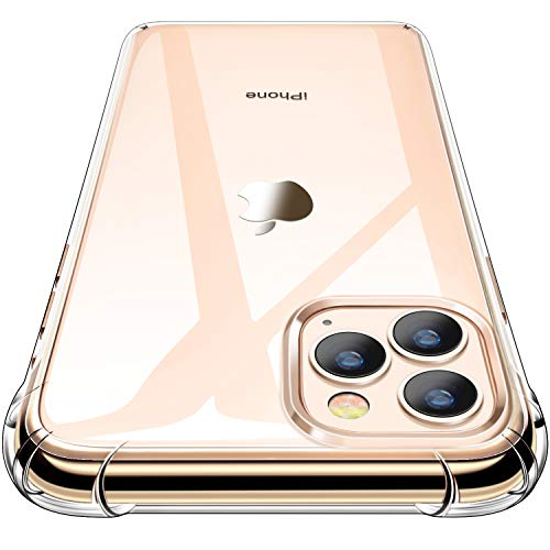 CANSHN Clear für iPhone 11 Pro Max Hülle,...