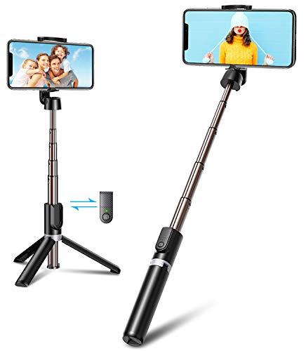 Bovon Selfie Stick Stativ mit Bluetooth...