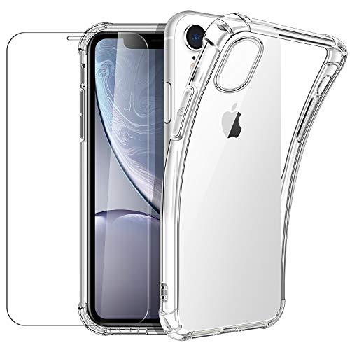 New&Teck Handyhülle hülle für iPhone XR +...