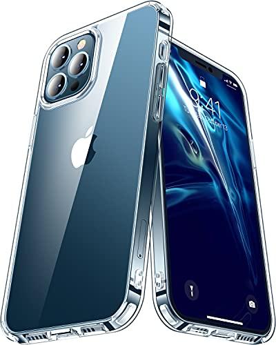 CASEKOO Crystal Clear für iPhone 12...