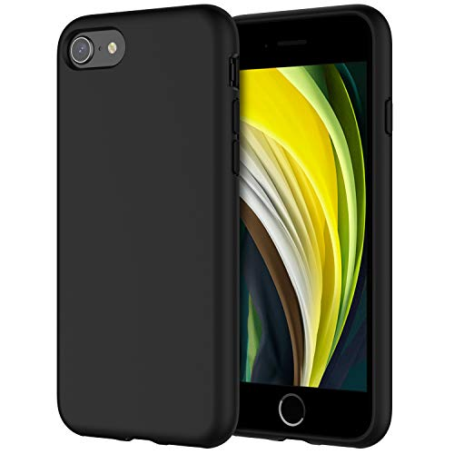 JETech Silikon Hülle Kompatibel iPhone SE...