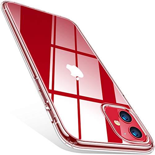 TORRAS Crystal Clear für iPhone 11 Hülle...
