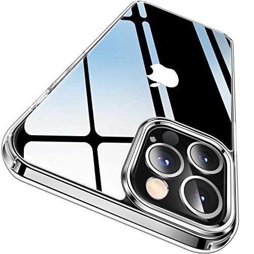 CASEKOO Crystal Clear für iPhone 12 Pro Max...