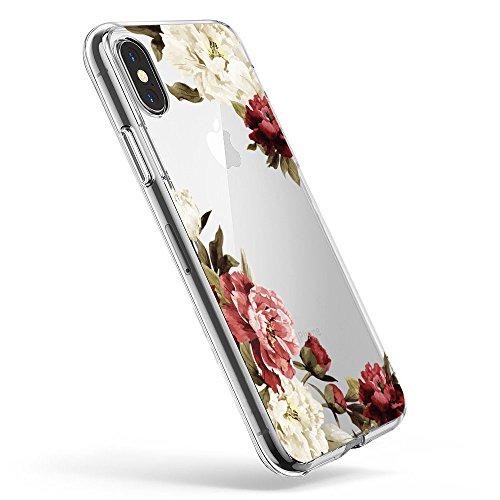 Pacyer Case kompatibel mit iPhone X XS Hülle...