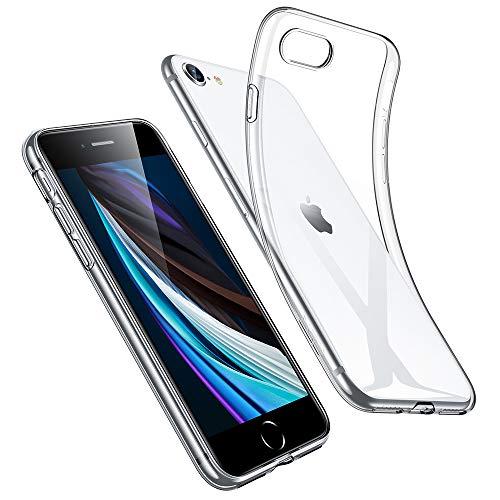 ESR Klar Silikon Hülle Kompatibel mit iPhone...