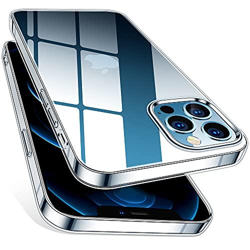 HOOMIL Clear Case Handyhülle für iPhone 12...